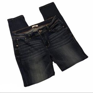 KENZIE SKINNY JEANS WHISKED FRONT